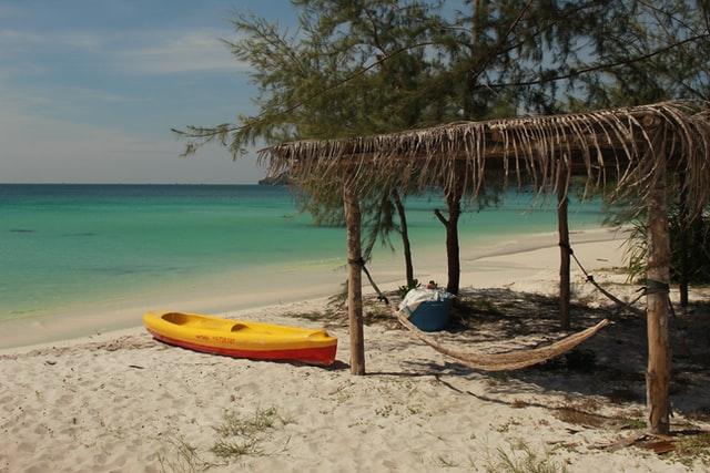 Sihanoukville, beach