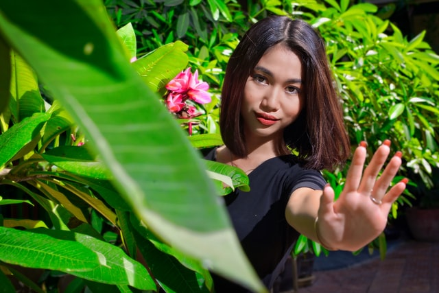 Phnom Penh, girl