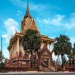 Phnom Penh, temple
